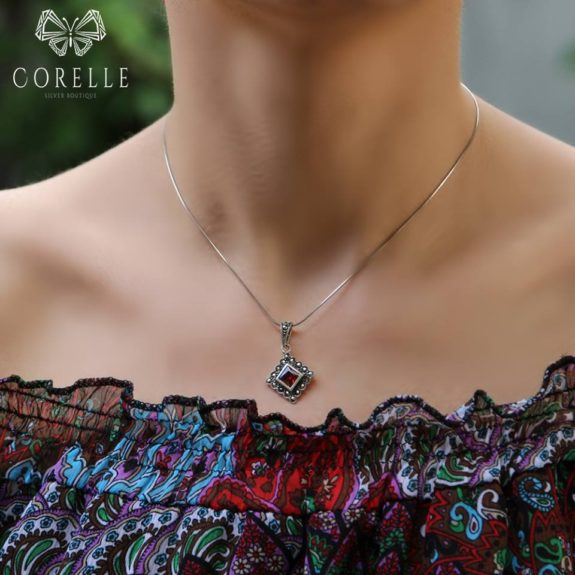 pandantiv argint Corelle