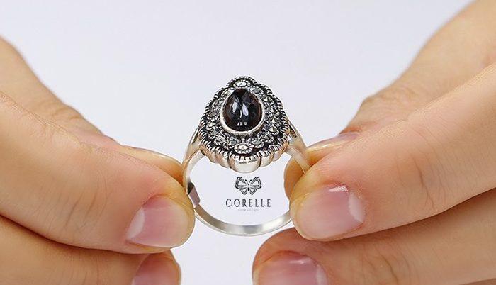 Inele argint cu pietre semipretioase- Corelle- Blog