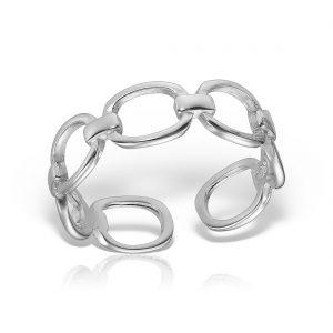 Inel argint reglabil - MCR0065