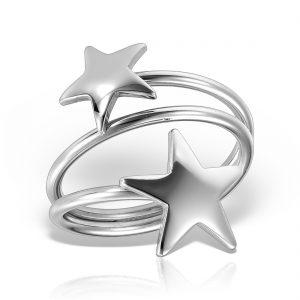 Inel argint Stelute - MCR0072