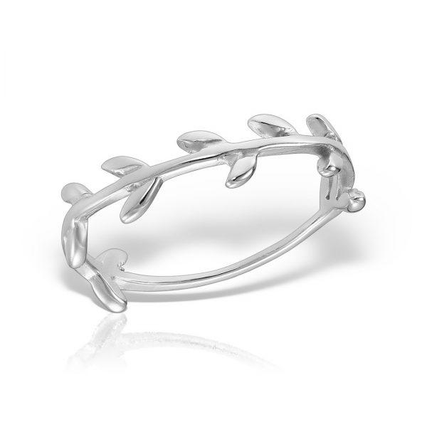Inel argint subtire Crenguta - MCR0094