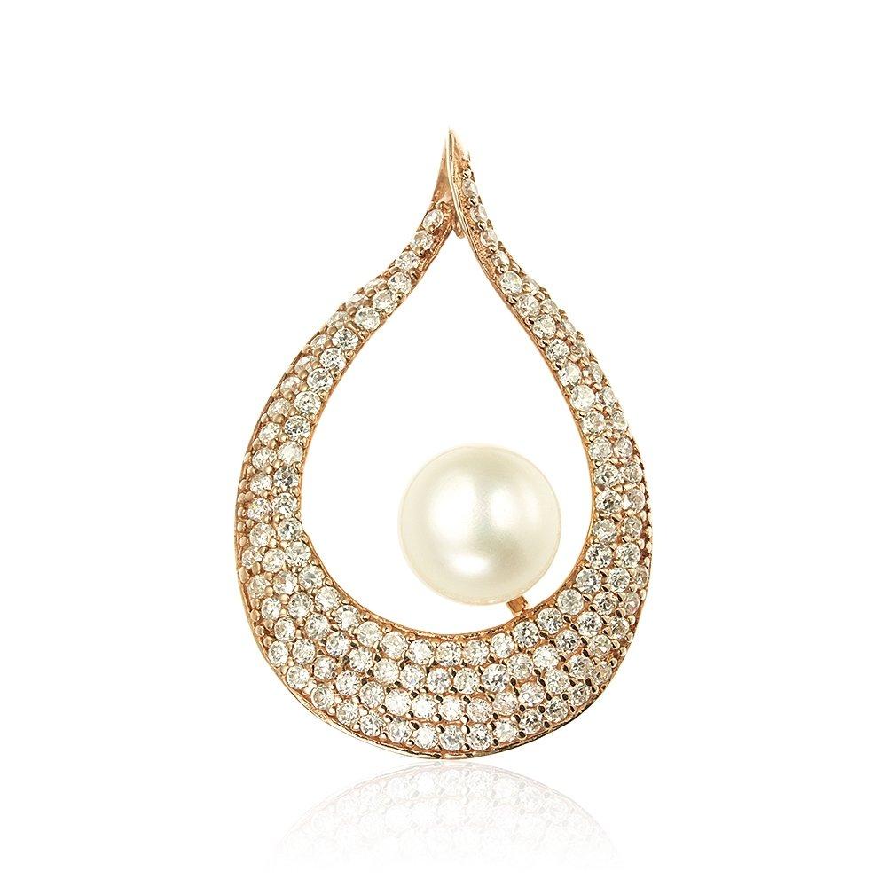 Pandantiv din argint cu perla